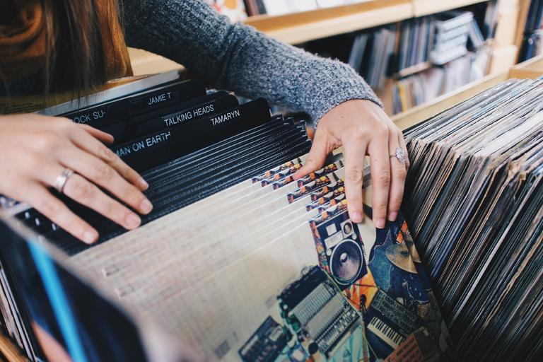 Storing Your Vinyl Records: Pro Tips